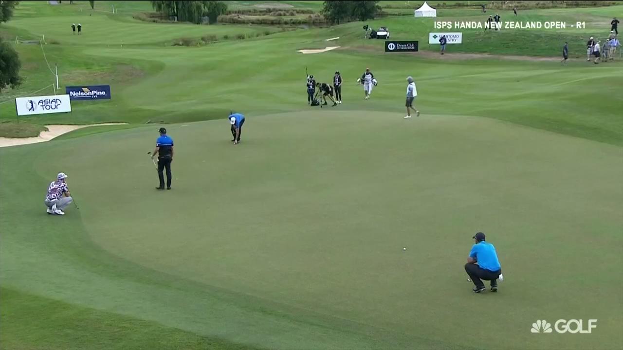 Capture d'écran Golf Channel Mars 2018