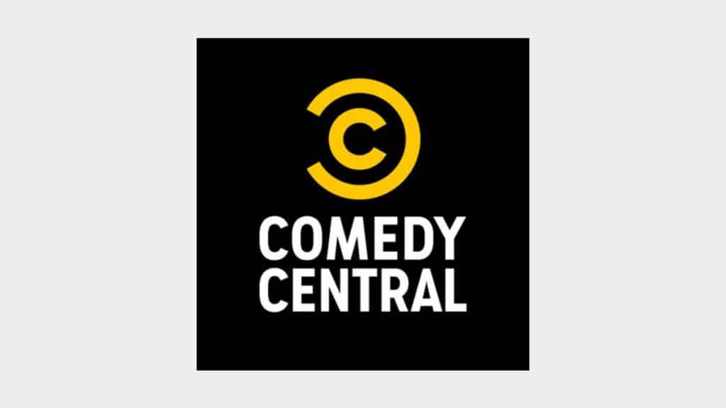 logo de la chaîne comedy central